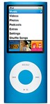 Apple iPod Nano 8GB 4th Gen Blauw, B