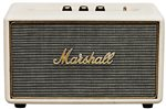 Marshall Lifestyle Acton Bluetooth Cream Box portable speaker, A