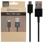 CeX basics - USB to Micro USB Cable (1M)