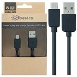 CeX basics - USB to Micro USB Cable (3M)